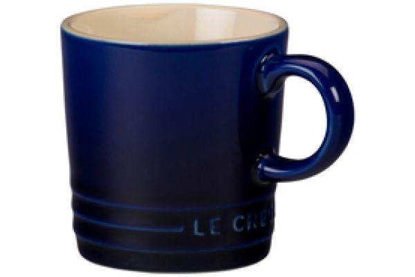 Le Creuset 3.5oz. Indigo Espresso Mug - PG8005-0078