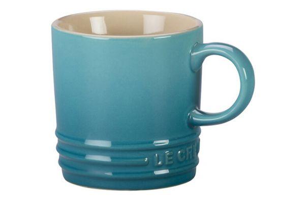 Large image of Le Creuset 3.5oz. Caribbean Espresso Mug - PG8005T-0017