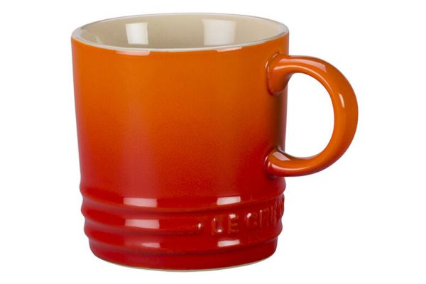 Large image of Le Creuset 3oz. Flame Espresso Mug - PG8005T-002F