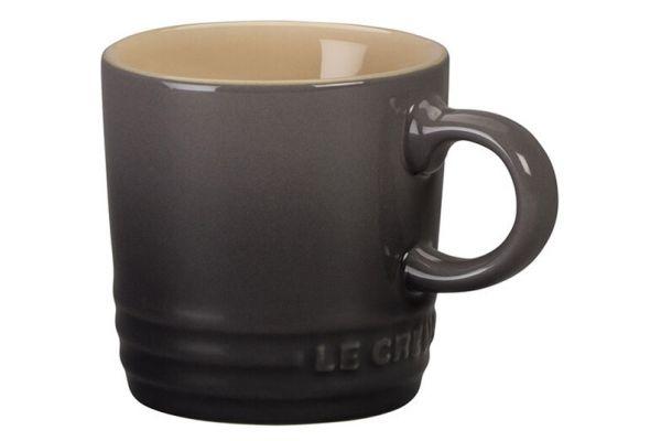 Large image of Le Creuset 3 Oz. Oyster Espresso Mug - PG8005T-007F