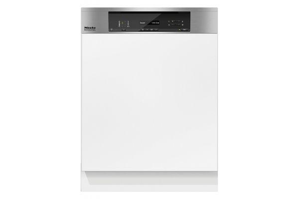 """Large image of Miele 24"""" Panel Ready Futura Profiline 120V Commercial Dishwasher - 10638650"""