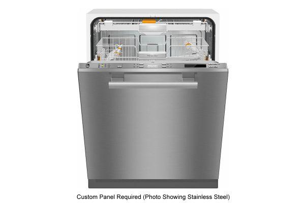 """Large image of Miele 24"""" Panel Ready Futura Profiline 208V Commercial Dishwasher - 10638630"""