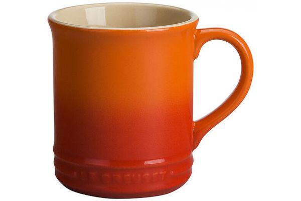 Large image of Le Creuset 14 Oz. Flame Mug - PG90033AT002