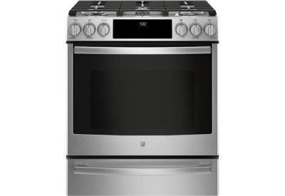 GE - PGS930SELSS - Slide-In Gas Ranges