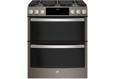GE - PGS960EELES - Slide-In Gas Ranges
