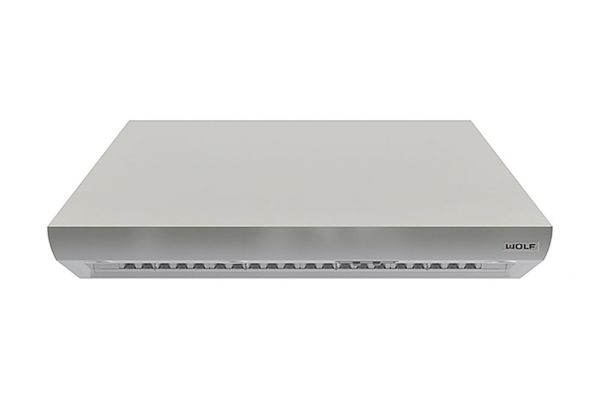 """Large image of Wolf 54"""" Stainless Steel Pro Island Hood - PI543418"""