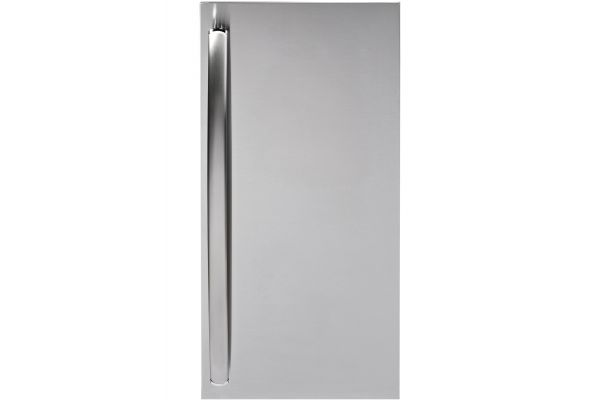 Large image of GE Profile Stainless Steel Ice Maker Door Kit - PIP70SS