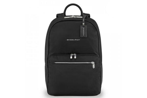 Large image of Briggs & Riley Black Rhapsody Essential Backpack - PK130-4