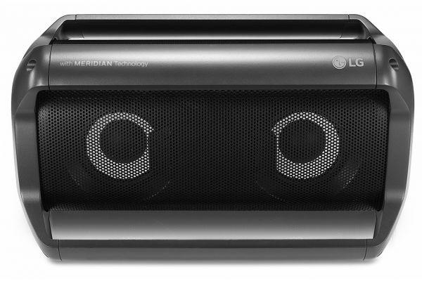 LG IPX5 Water Resistant Portable Bluetooth Speaker - PK5