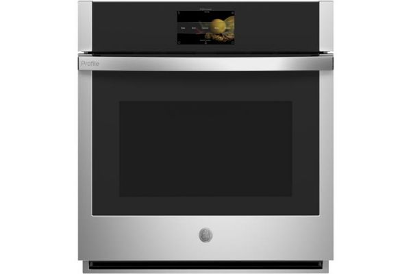 "GE Profile 27"" Stainless Steel Built-In Convection Single Wall Oven - PKS7000SNSS"