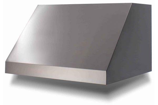"Large image of BlueStar 60"" Stainless Steel Pro-Line Wall Hood - PL060ML"