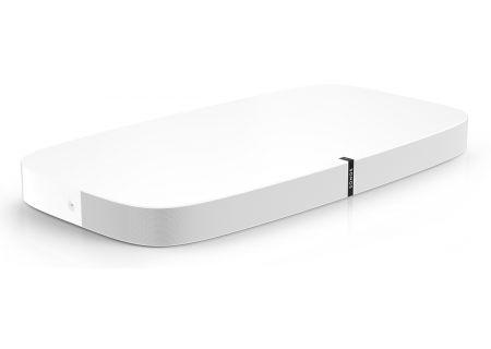 SONOS White PLAYBASE Soundbase Soundbar Speaker - PLAYBASEUSWH