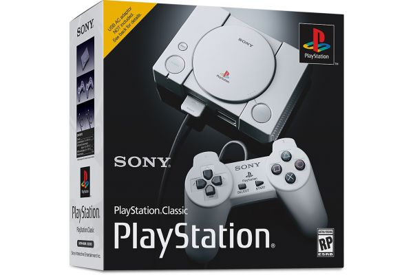 Sony PlayStation Classic Game Console - 3003868