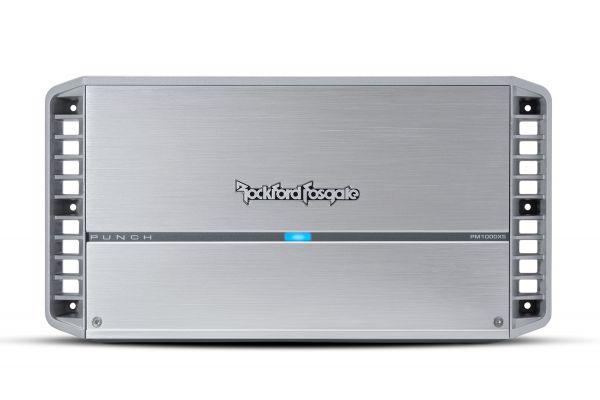 Large image of Rockford Fosgate Punch Marine 1,000 Watt Class-bd 5-Channel Amplifier - PM1000X5