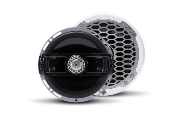 """Rockford Fosgate Punch Marine 6.5"""" Full Range White Speakers - PM2652"""