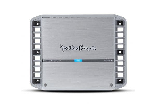 Large image of Rockford Fosgate Punch Marine 300 Watt Mono Amplifier - PM300X1
