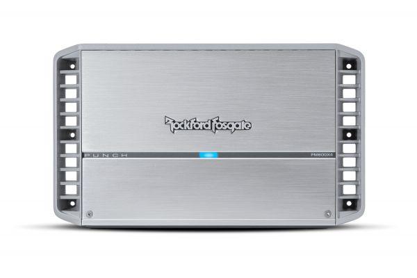 Large image of Rockford Fosgate Punch Marine 600 Watt 4-Channel Amplifier - PM600X4