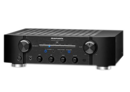 Marantz Black Integrated Amplifier With New Phono-EQ - PM8006