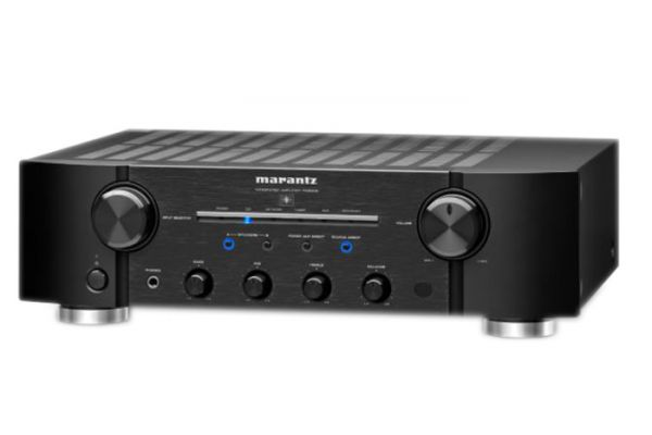 Large image of Marantz Black Integrated Amplifier With New Phono-EQ - PM8006