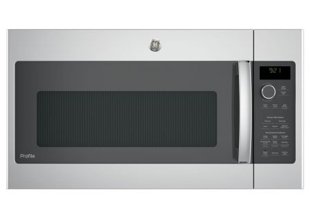 GE - PNM9216SKSS - Over The Range Microwaves