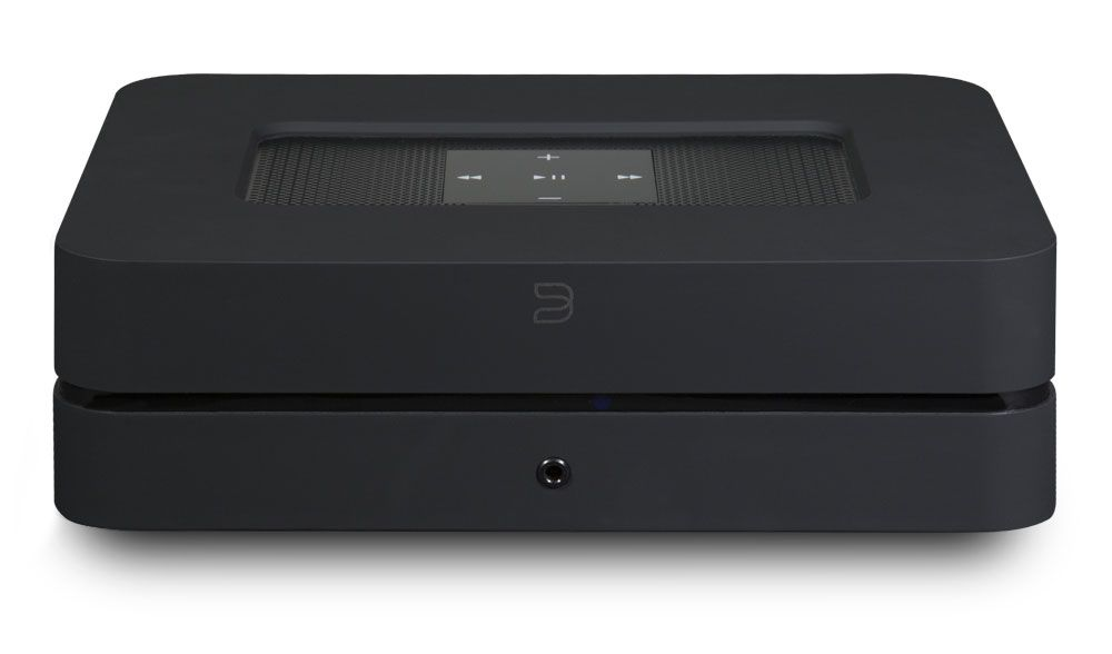 Bluesound POWERNODE 2i Black Multi-Room Music Streaming Amplifier