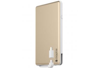 mophie - 3544_PSPLUS-6K-2N1-GLD - Portable Phone Chargers