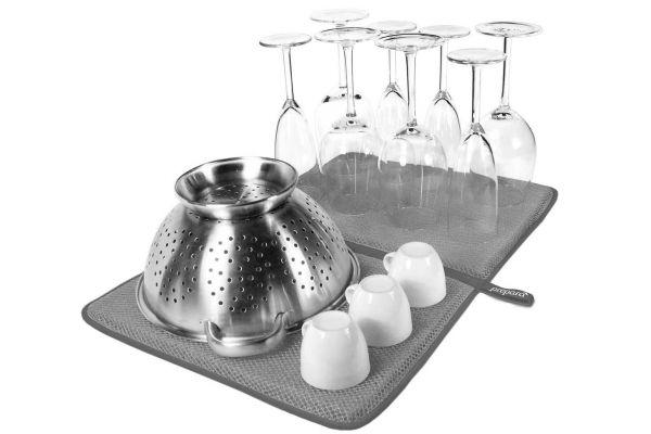 Prepara DryDock Antibacterial Dish Mat  - PP06DDGY