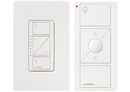 Lutron - P-PKG1W-WH - Home Lighting