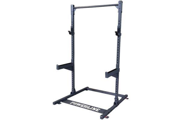 Large image of Body-Solid Powerline Half Rack - PPR500