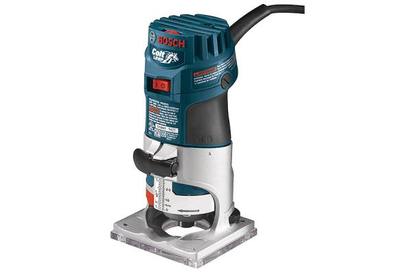 Large image of Bosch Tools Colt Electronic Variable-Speed Palm Router - PR20EVS