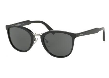 Prada Phantos Black Mens Sunglasses - PR22SS 1AB1A1