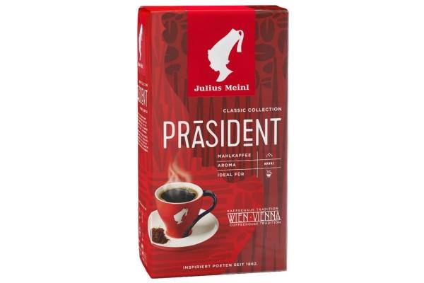 Large image of Julius Meinl 500G Coffee Blend Grounds - PRASIDENTG
