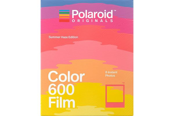 Polaroid Originals Color 600 Film Summer Haze Edition - PRD4928