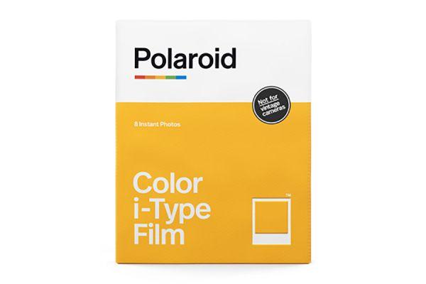 Large image of Polaroid Originals OneStep 2 i-Type Color Film - PRD6000