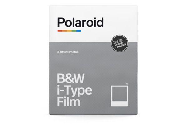 Large image of Polaroid Originals B&W i-Type Film - PRD6001