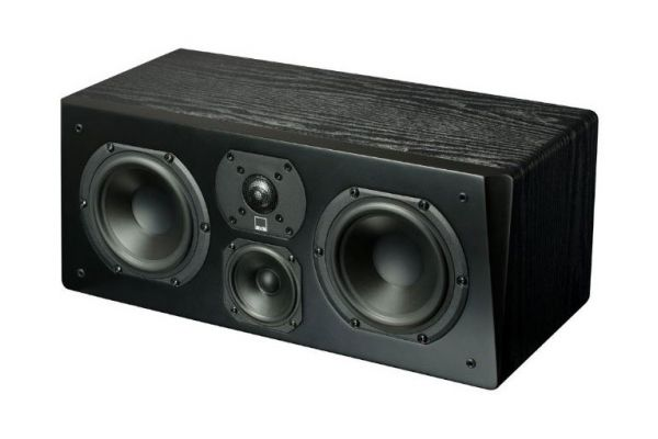 Large image of SVS Premium Black Ash Prime Center Speaker - PRIMECENTERBA