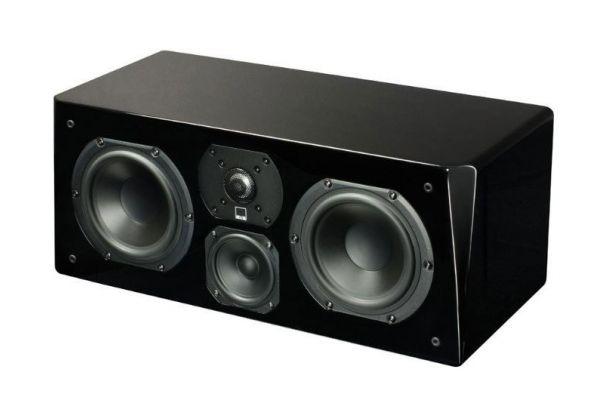 Large image of SVS Gloss Black Prime Center Speaker - PRIMECENTERGB