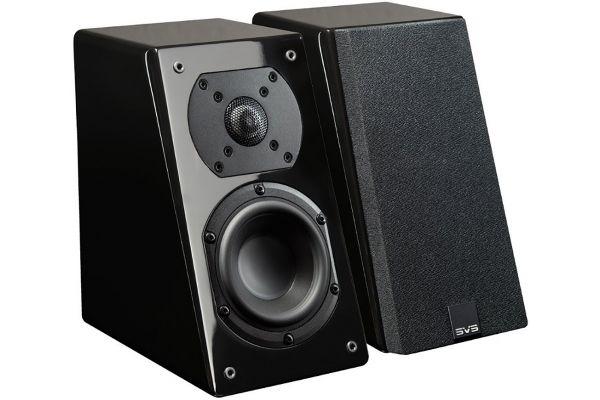 Large image of SVS Gloss Black Prime Elevation Speakers (Pair) - PRIMEELEVATIONGB