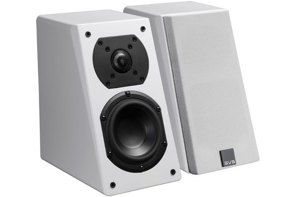 SVS Gloss White Prime Elevation Speakers (Pair) - PRIMEELEVATIONWH