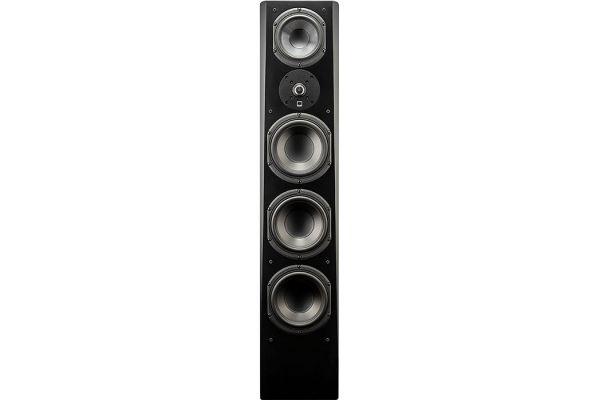SVS Piano Gloss Black Prime Pinnacle Tower Speaker - PRIMEPINNACLEGB