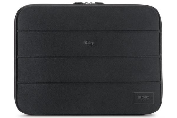 """Large image of Solo Black Bond 15.6"""" Laptop Sleeve - PRO115-4"""