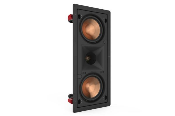 """Large image of Klipsch Professional Series Dual 5.25"""" In-Wall LCR Speaker (Each) - 1063965"""