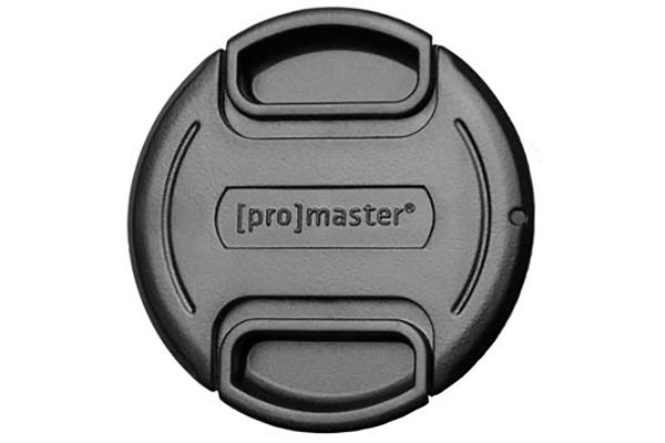 Large image of ProMaster 77 mm Professional Snap-On Lens Cap - PRO4585