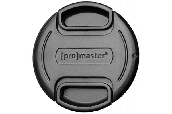 Large image of ProMaster 62mm Professional Snap-On Lens Cap - 4564