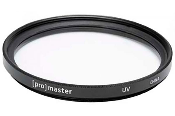 Large image of ProMaster Ultraviolet 52mm Filter - PRO4108