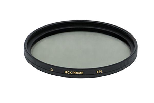 Large image of ProMaster 82mm Circular Polarizer HGX Prime Filter - PRO6865