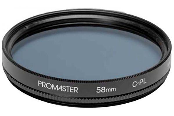 Large image of ProMaster 58mm Circular Polarizing Filter - PRO7202