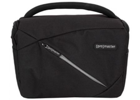 ProMaster Black Impulse Medium Shoulder Bag - PRO7237