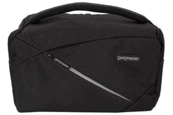 Large image of ProMaster Black Impulse Large Shoulder Bag - PRO7251