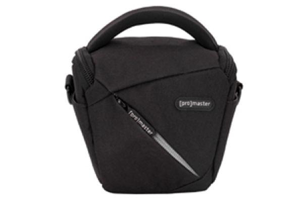 Large image of ProMaster Black Impulse Small Holster Bag - PRO7265